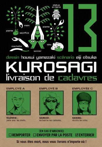 Kurosagi T13 : Livraison de cadavres