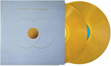 Ra Ra Riot 'The Rhumb Line (10th Anniversary Edition)' Exclusive Gold vinyl w/Blue Swirl LTD. to 750 [vinyl] Ra Ra Riot