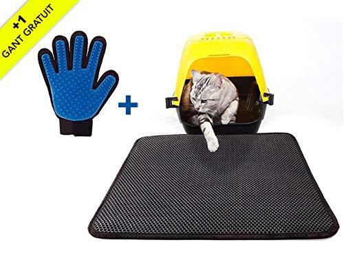 Le tapis à griffer Winkoo Tapis Litière pour chat