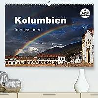 Kolumbien Impressionen (Premium, hochwertiger DIN A2 Wandkalender 2022, Kunstdruck in Hochglanz): Die Highlights Kolumbiens in beeindruckenden Bildern. (Geburtstagskalender, 14 Seiten )