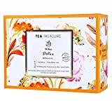 TeaTreasure 28 Days Detox with Garcinia Combogia and Oolong for Weight Loss, Belly