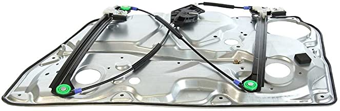 Prime Choice Auto Parts WR840370 Power Window Regulator without Motor