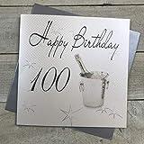 White Cotton Cards XLS100 - Tarjeta
