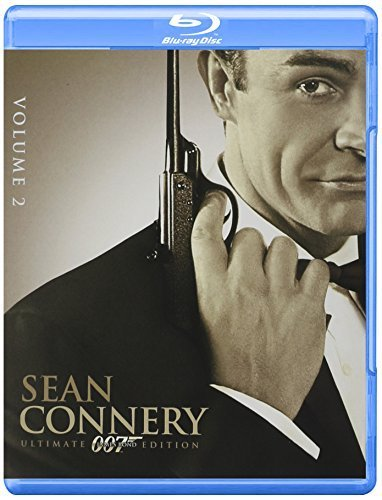 Sean Connery 007 Ultimate Edition 2 [Blu-ray] by 20th Century Fox