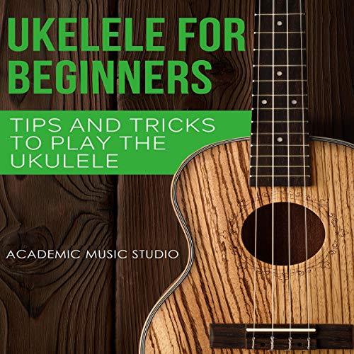 Ukulele for Beginners cover art