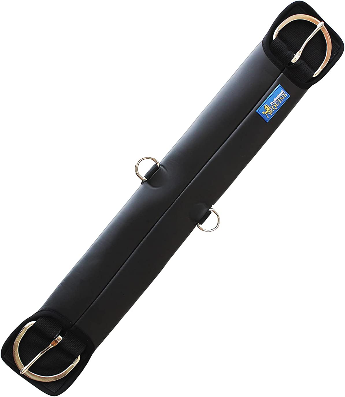 Neoprene Gel Black Western Saddle Stainless Branded goods Girth Front CINCHES El Paso Mall