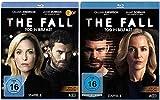 The Fall - Tod in Belfast: Staffel 2+3 [Blu-ray]