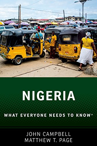 Nigeria: What Everyone Needs to Know® (English Edition)