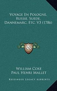 Voyage En Pologne, Russie, Suede, Dannemarc, Etc. V3 (1786)
