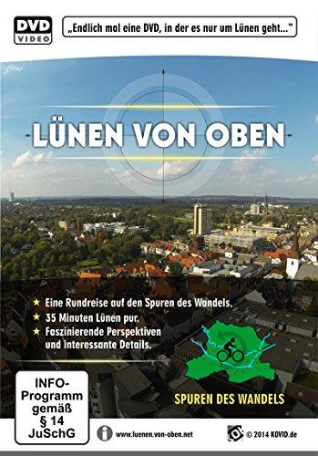 DVD LÜNEN VON OBEN - SPUREN DES WANDELS - kommentiert - Luftaufnahmen - Souvenir