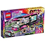 LEGO Friends Pop Star Tour Bus, 41106 Relax and Prepare for Performances by LEGO