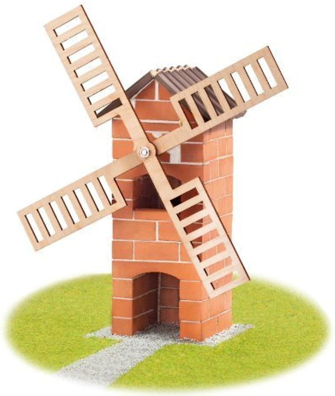 Eitech Teifoc Windmill Brick Construction Set by Eitech