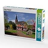 CALVENDO Puzzle Ortskern Rütenbrock 1000 Teile Lege-Größe 64 x 48 cm Foto-Puzzle Bild von Heinz Wösten