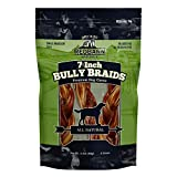 Redbarn 7' Braided Bully 3pk (1-Count)