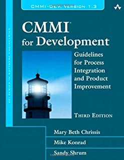 CMMI for Development Guidelines for Process Integration and Product Improvement by Chrissis, Mary Beth, Konrad, Mike, Shrum, Sandra [Addison Wesley,2011] (Hardcover) 3rd Edition