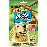 Purina Friskies Picnic Variety golosinas y chuches para perros, 3 x 126 g