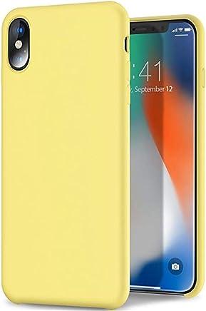 d51fa136341 Hishiny Funda Huawei P9 Plus Carcasa Silicona Suave Colores del Caramelo  con Superfino Pelusa Forro,