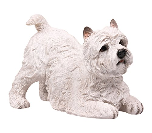 FARMWOOD ANIMALS 3074 35 x 23 Real Life Westieh – Figurine – Multicolore