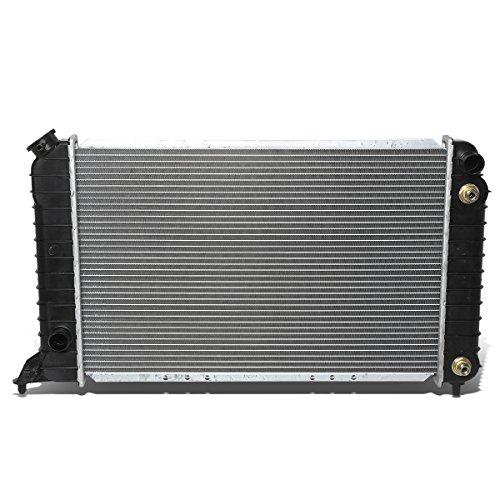 DNA Motoring OEM-RA-1531 radiador de ajuste directo estilo OE (94-03 Chevy S10 2.2L)