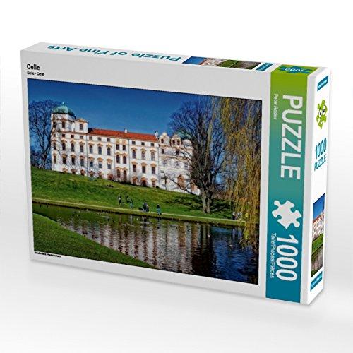 CALVENDO Puzzle Celle 1000 Teile Lege-Größe 64 x 48 cm Foto-Puzzle Bild von Peter Roder