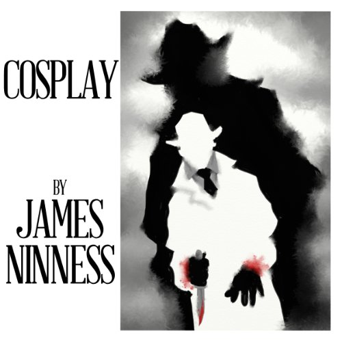 Cosplay audiobook cover art
