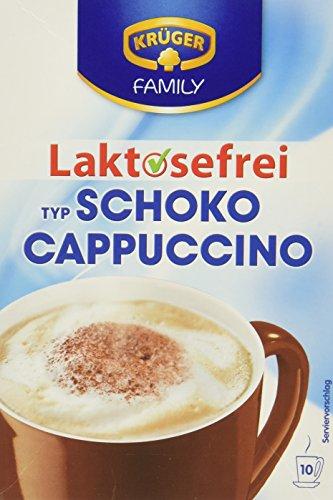 KRÜGER Cappuccino Schoko Laktosefrei (1 x 10 x 15g)