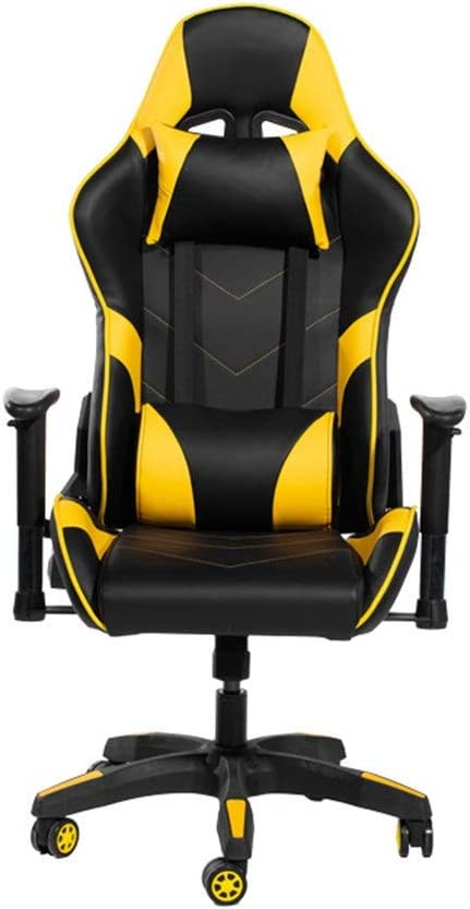 YADSHENG Cash special price Gaming Chair PU Leather Max 50% OFF Racin Office
