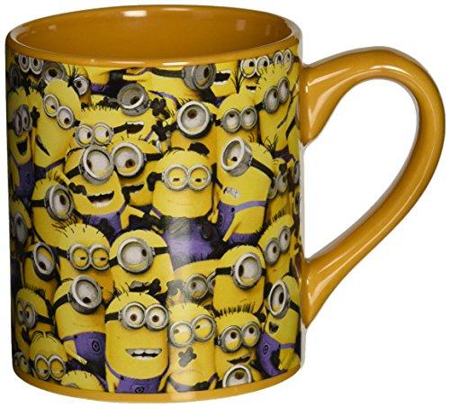 Cluttered Minions Ceramic Mug