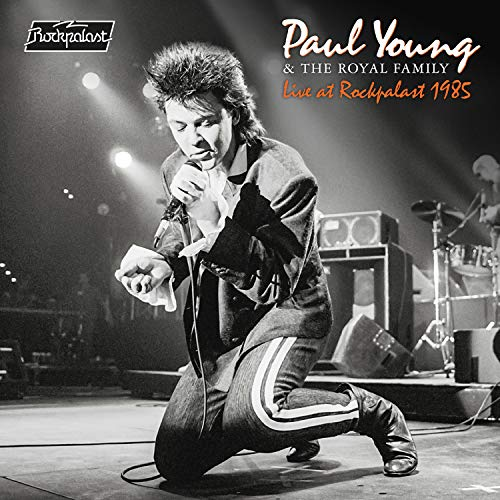 Young, Paul & the Royal Family: Live At Rockpalast 1985 [Limited Orange Colored Vinyl] [Vinyl LP] (Vinyl (Live))