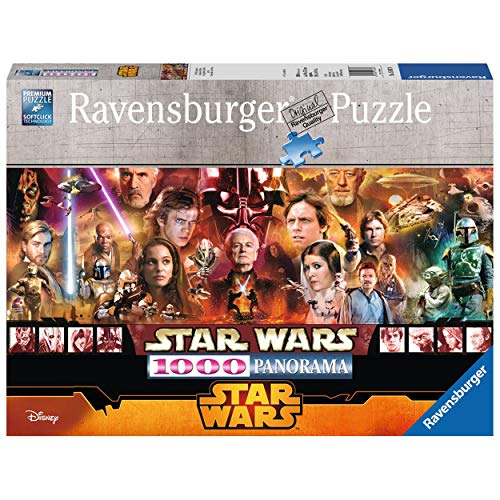 Ravensburger Disney Star Wars Legenden Panorama