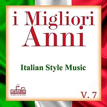 I migliori anni, Vol. 7 (Italian Style Music, Instrumental Version)