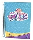The Bellies - Libreta Mediana (A4) Bellies, niñas a Partir de 3 años (Famosa 760018195)