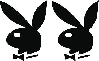 PLAYBOY Logo high quality sticker vinyl decal Available! Bunny Rabbit Sexy Girl (11