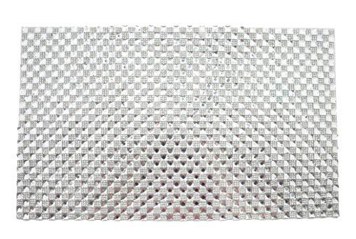 Hand® Deko 8x 8mm mit Gems Strass hotfix-iron auf Bogen 24x 40cm DNTS06 Clear