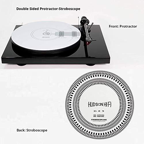 Hudson Hi-Fi Stroboskop und Winkelmesser Matte Winkelmesser - Strobe