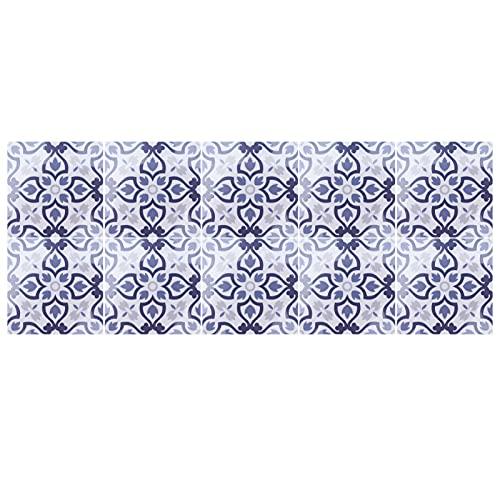 10 Uds pegatinas de azulejos antideslizantes hermético extraíble pegatina de pared autoadhesiva pasta de pared para suelo de cocina baño hogar
