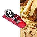 Pialla per la lavorazione del legno, mini pialla per la mano levigante, a blocchi compatti...