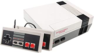 DigitCont Plug & Play Classic Mini Console, Built-in with 620 Classic Retro Games Dual Players Mode Console PAL NTSL Support TV Output Bring Back Childhood Memory