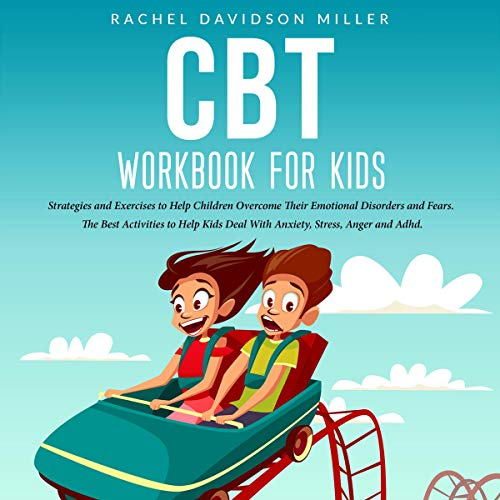 CBT Workbook for Kids Titelbild