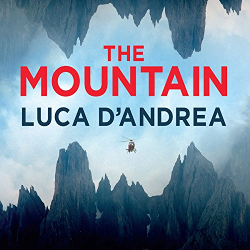 The Mountain audiobook cover art