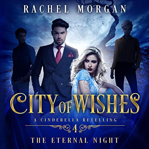The Eternal Night audiobook cover art