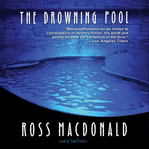 Couverture de The Drowning Pool