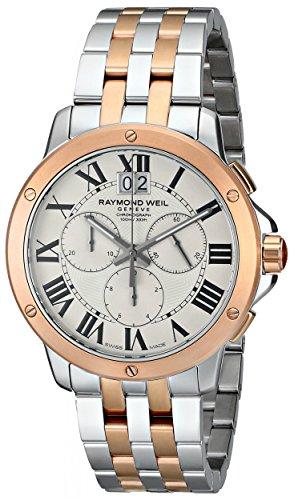 Raymond Weil Tango 4891-SP5-00660 Stainless Steel Quartz Men's Watch