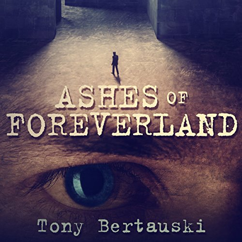 Ashes of Foreverland audiobook cover art