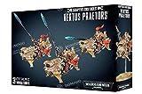 Games Workshop Warhammer 40k: Adeptus Custodes Vertus Praetors
