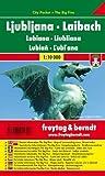 Laibach 1:10.000 City Pocket + The Big Five, wasserfest