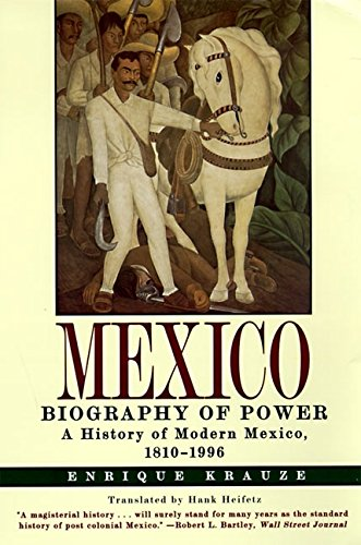 Download Mexico: Biography Of Power 