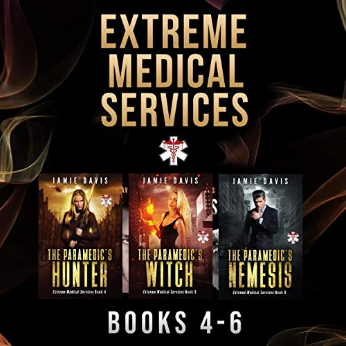 Extreme Medical Services Box Set, Book 4-6 audiobook cover art