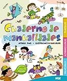 Cuaderno de manualidades (Vox - Infantil / Juvenil - Castellano - A Partir De 5/6 Años - Libros Creativos)