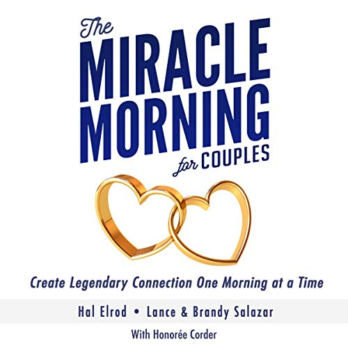 Page de couverture de The Miracle Morning for Couples